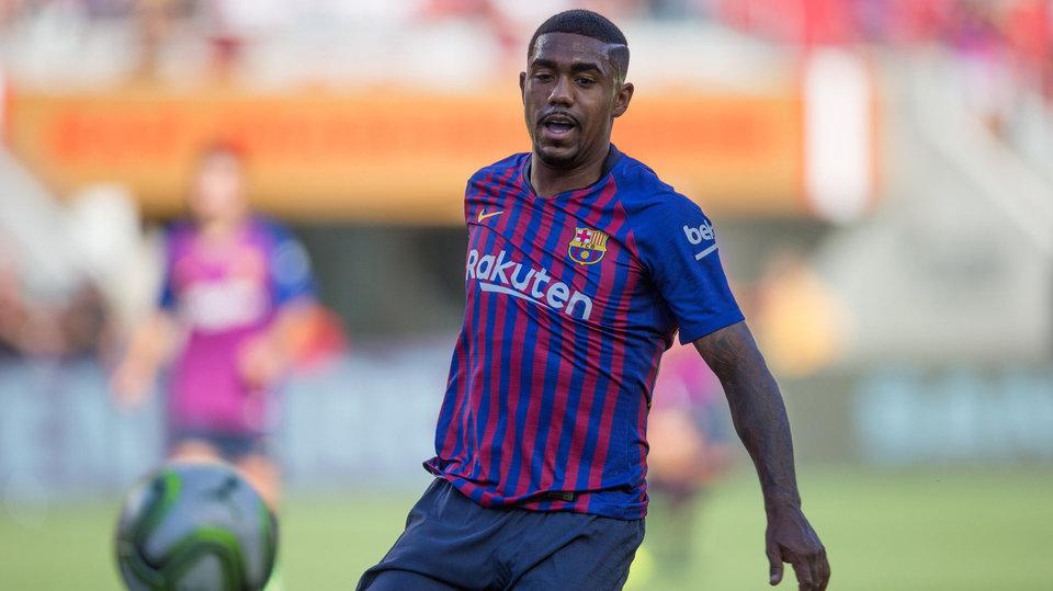 Футболист «Барселоны» восстановился после травмы