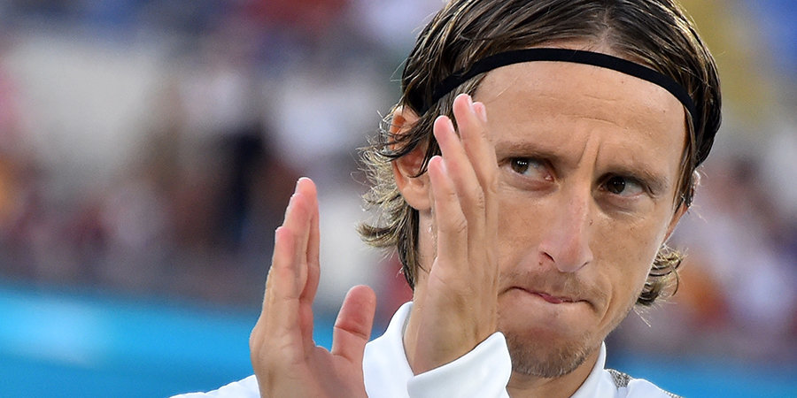 Модрич готов продлить контракт с «Реалом»