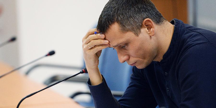 Юрий Борзаковский: «Пока сборная России будет тренироваться только внутри страны»