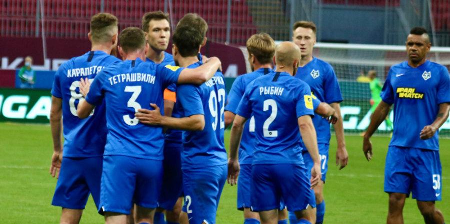 Защитник «Тамбова»: «В матче со «Спартаком» собираемся играть на победу»