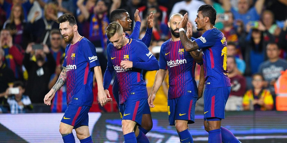 ФК «Барселона» может перейти вчемпионат Британии либо Франции