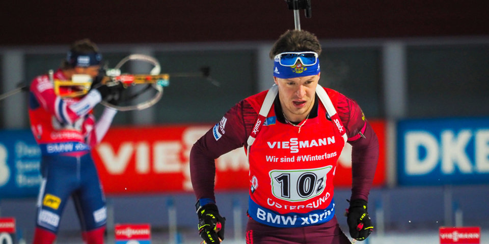 Елисеев пробежал свой этап хуже всех в сборной России