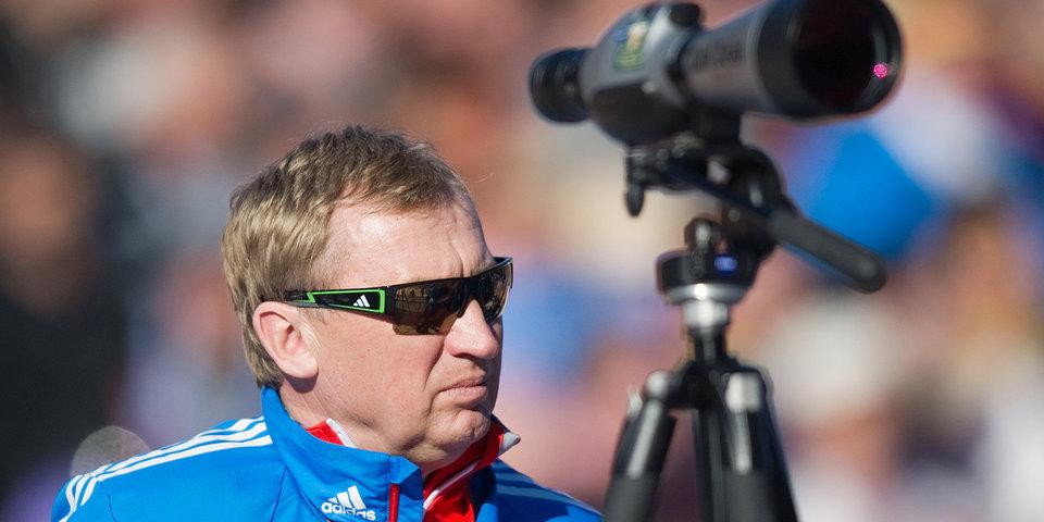 Польховский рассказал об отсутствии положительных тестов на коронавирус в сборной России