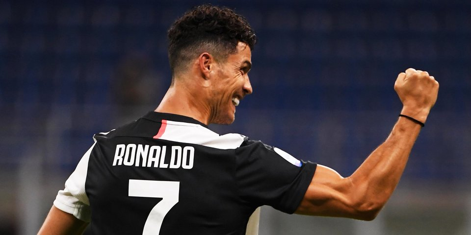 Роналду продолжает возглавлять список самых высокооплачиваемых игроков Серии А