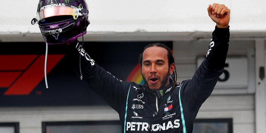 Хэмилтон побил очередные рекорды, «Феррари» пробила очередное дно. Обзор Гран-при Венгрии