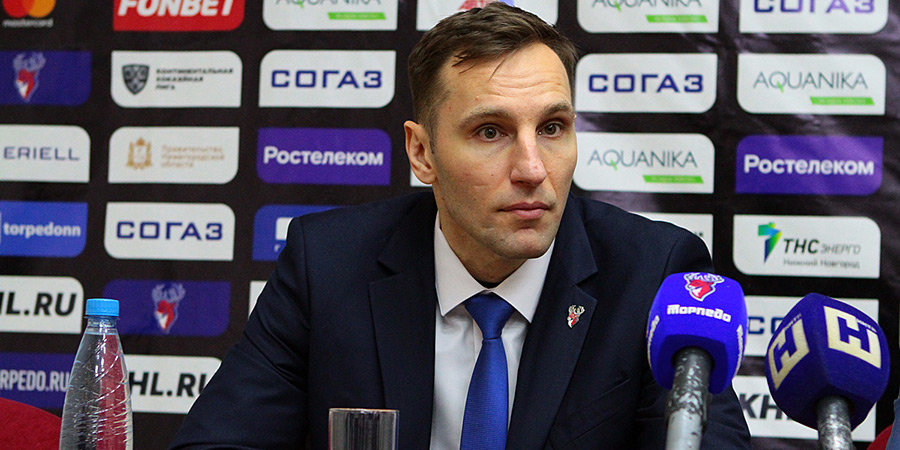 Дэвид Немировски: «Несмотря на поражение, к игрокам претензий нет»