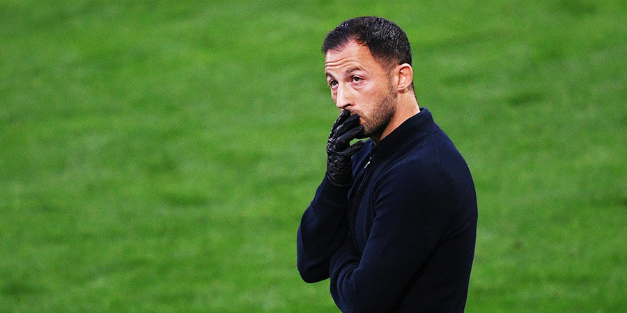 СМИ: Тедеско — в списке кандидатов на пост главного тренера «Айнтрахта»