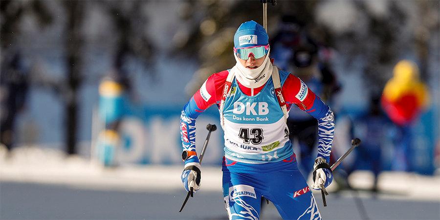 Миронова показала 18-й ход в индивидуальной гонке на ЧМ, отстав почти на минуту от лидера