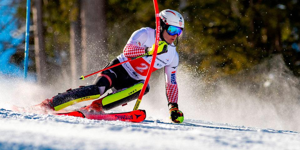 Финские горнолыжники завоевали золото ЮОИ в параллельном слаломе, россияне выбыли на стадии 1/8 финала