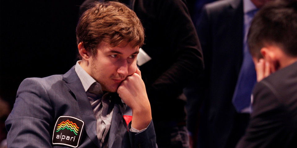 Россияне обыграли итальянцев в 9-м туре шахматной Олимпиады