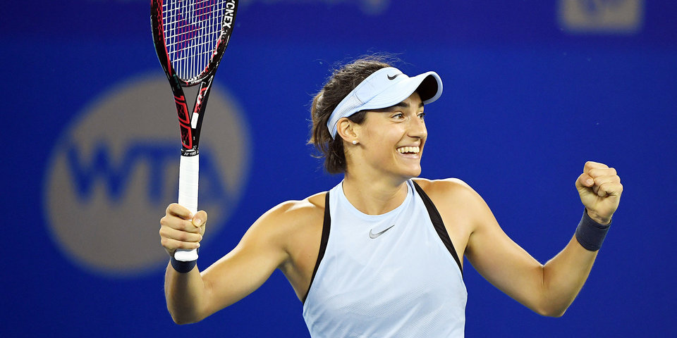 Гарсия обыграла Плишкову и стала победительницей турнира в Тяньцзине