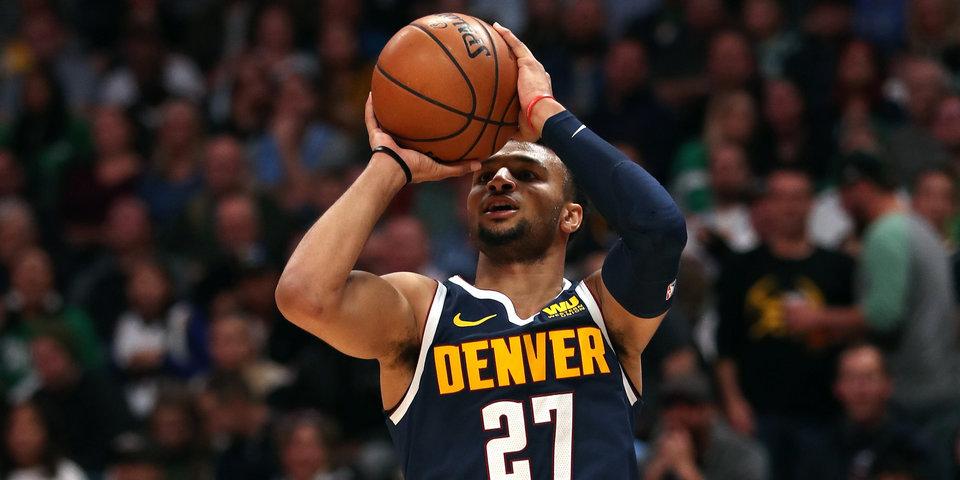 «Денвер» стал 12-й командой в НБА, которая смогла выиграть серию с отставания 1-3