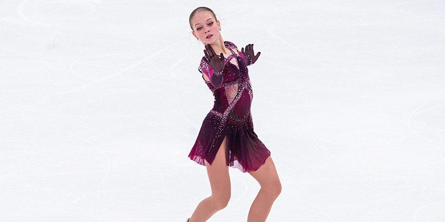 Трусова выиграла этап Кубка России в Казани с неофициальным мировым рекордом, Косторная — вторая