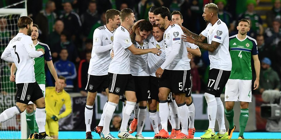 Месут Озил: «Германия – команда на поле и вне его»