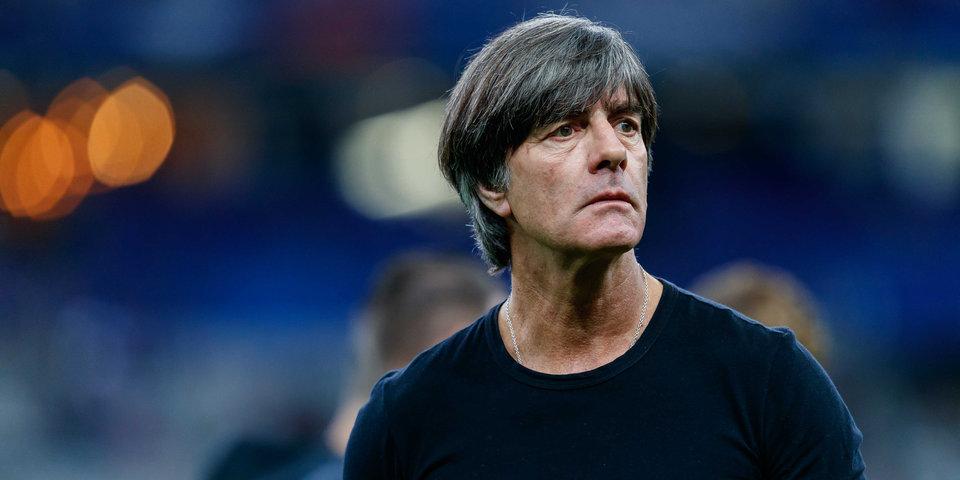 Глава DFB исключает увольнение Лёва даже в случае вылета из группы на Евро-2020