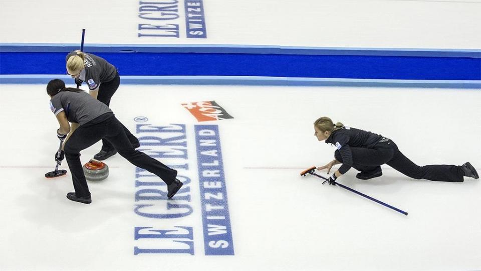 Сборная Кореи разгромила россиянок на Олимпиаде