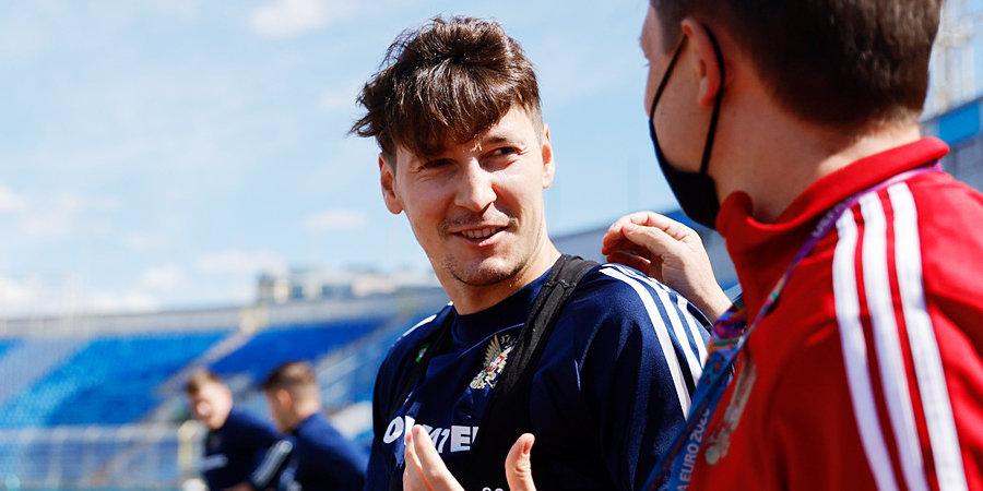 Далер Кузяев: «Кто бы мог быть капитаном? Харизматичный Джикия. Может, он будет»
