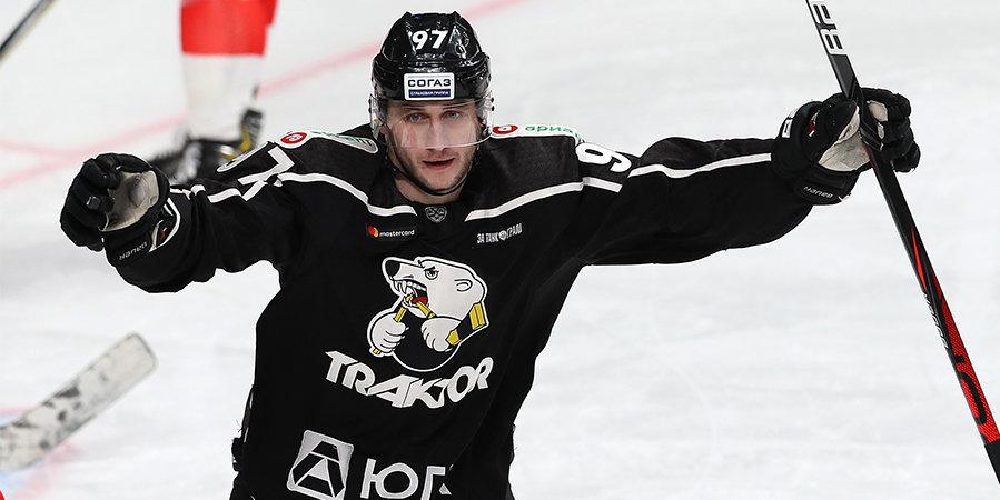 Трехкратный обладатель Кубка Гагарина Косов перешел в «Авангард»