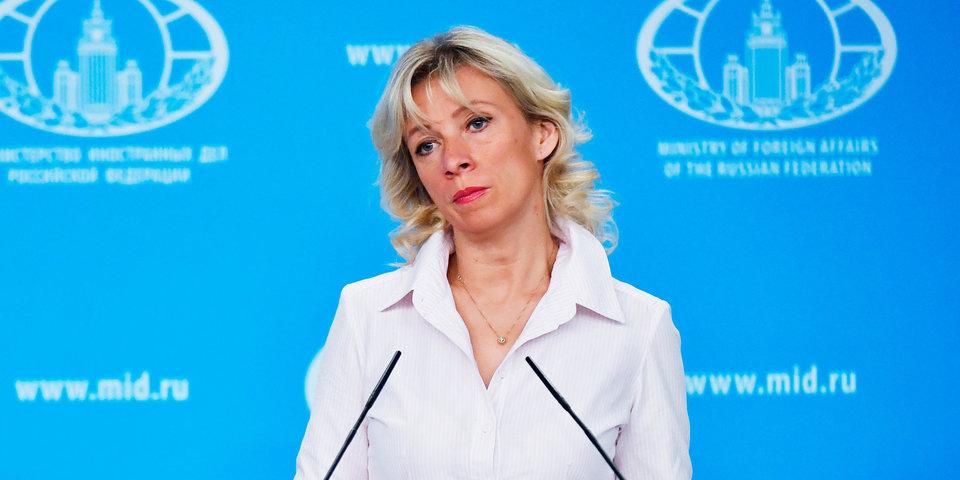 Мария Захарова: «Не пробил пенальти – получи стулом в табло»