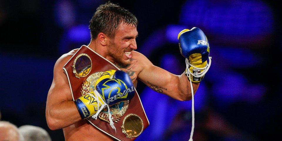 Боксерский бой, который случится впервые в истории
