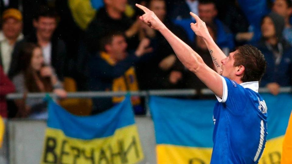 Финалист Лиги Европы-2015 вылетел из украинской премьер-лиги