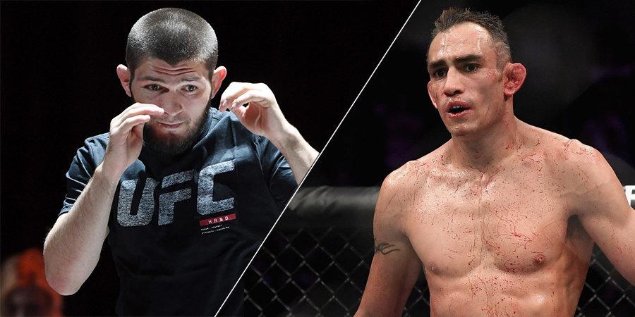 Бой Хабиб — Фергюсон под угрозой срыва из-за коронавируса. Правда или нет, и что может сделать UFC