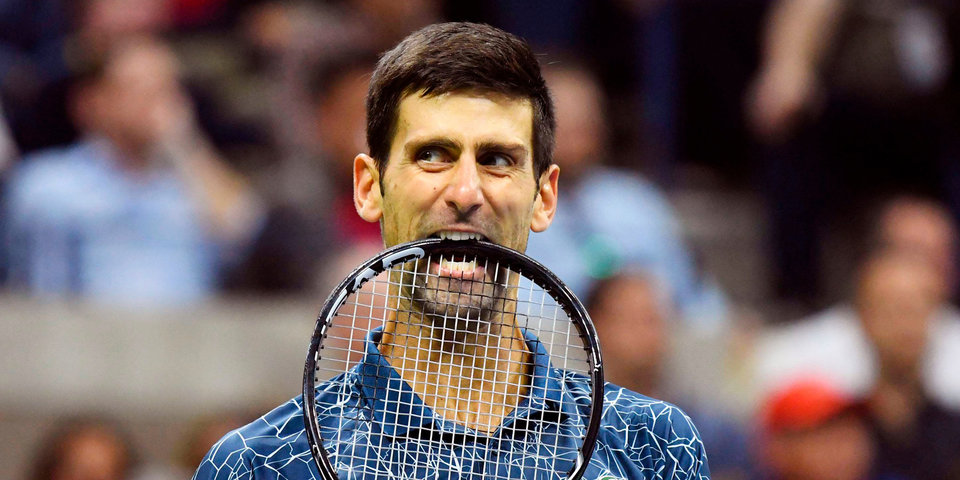 «Это Спарта!» Вдохновившись царем Леонидом, «Джокер» выиграл US Open