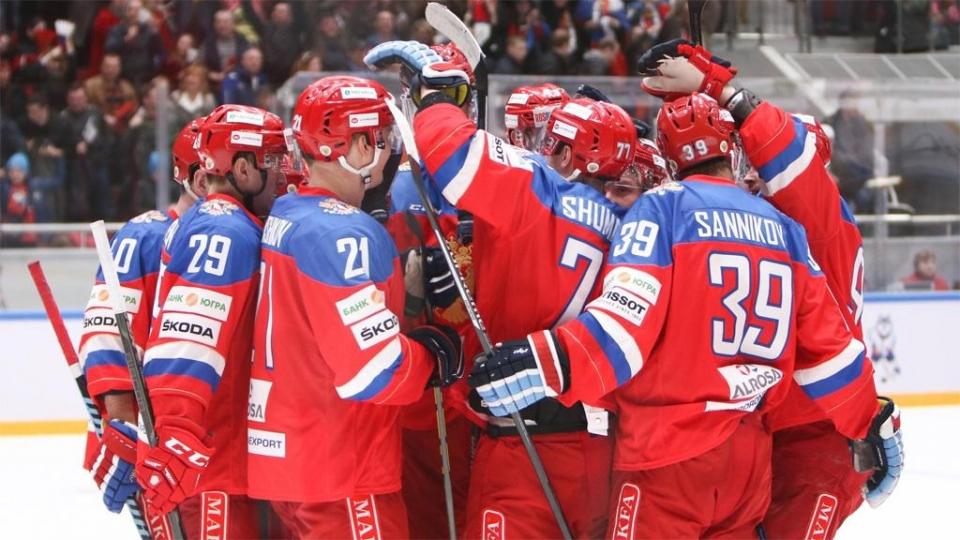 Россия одержала вторую победу на шведском этапе Евротура