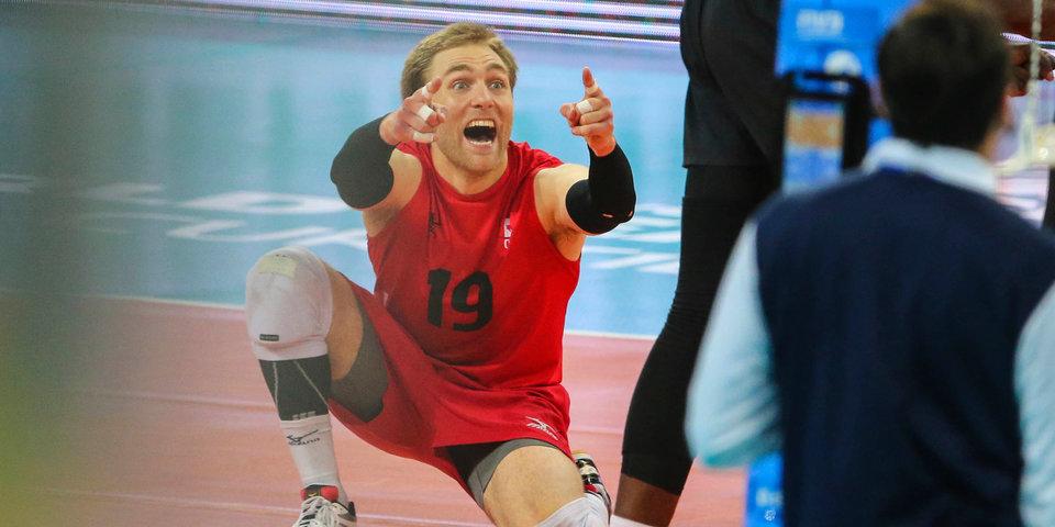 Канадцы победили сборную США в матче за третье место Мировой лиги