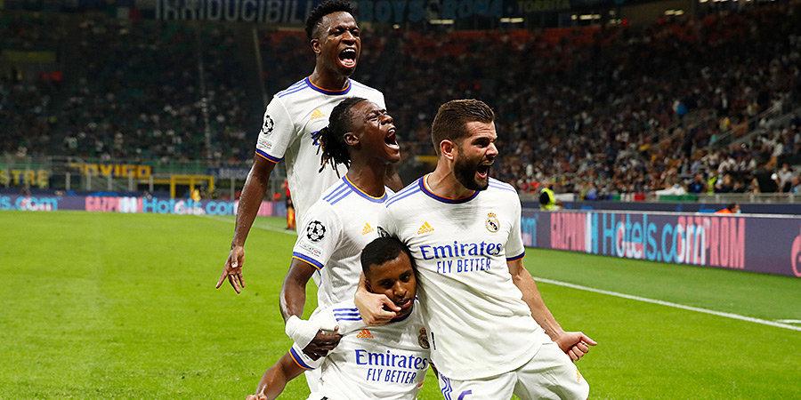 «Реал» одержал волевую победу над «Валенсией» и возглавил Примеру