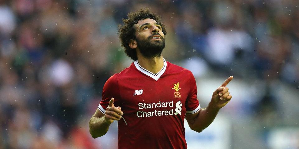 Салах обошел Роналду в голосовании на лучшего игрока недели в Лиге чемпионов