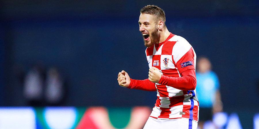 Хорватия проведет товарищеские матчи с Арменией и Бельгией перед Евро