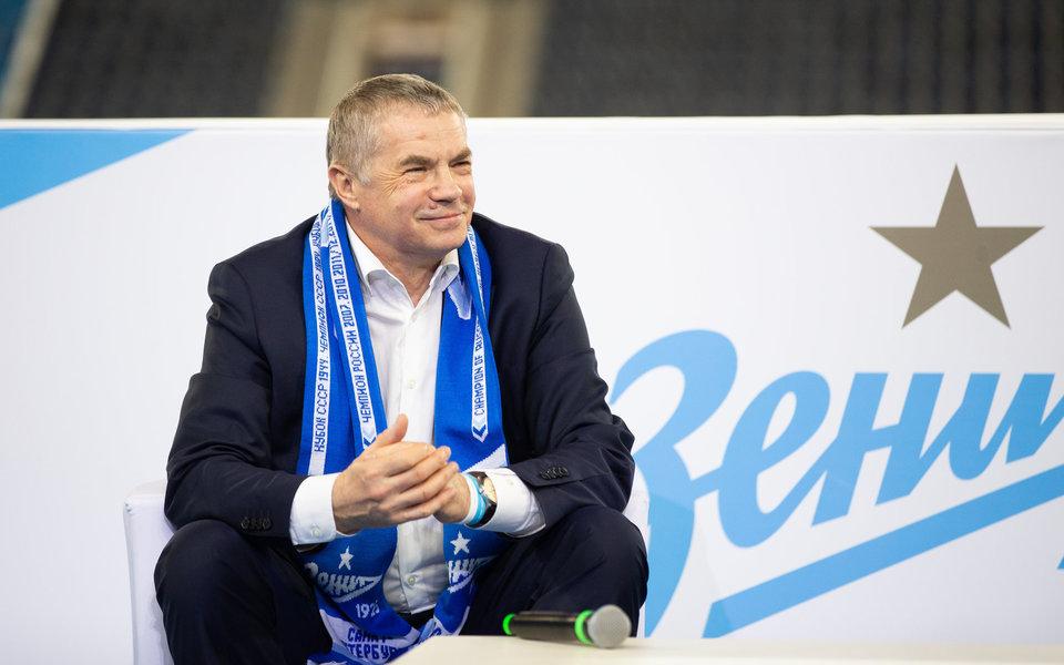 Домашняя арена «Зенита» вновь примет два хоккейных матча