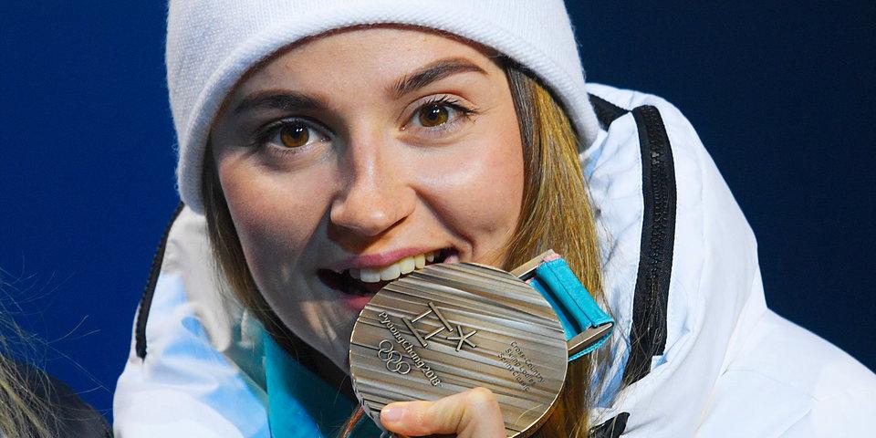 Юлия Белорукова: «С бронзой поздравили Вяльбе и Сметанина – кумиры и великие женщины»