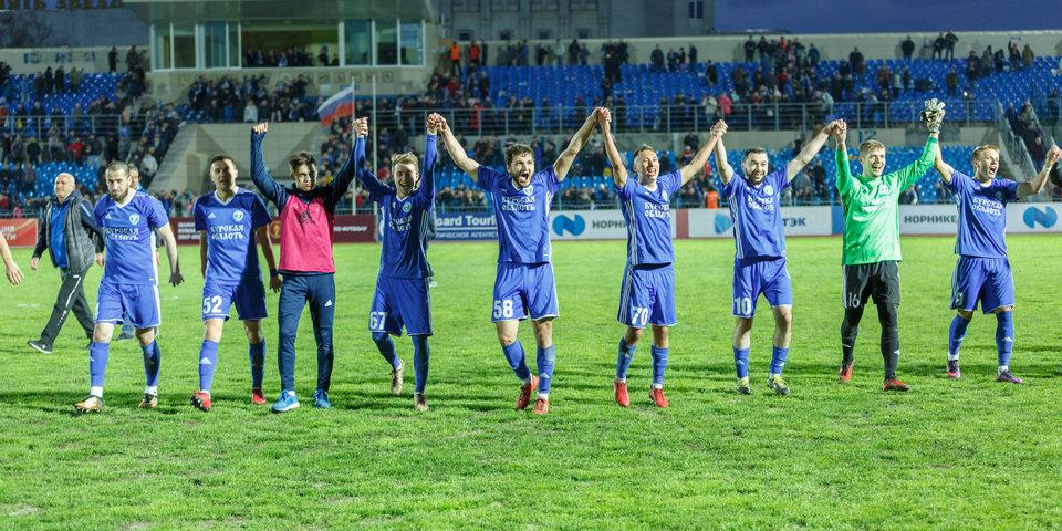 Курский «Авангард» начал процедуру лицензирования для участия в еврокубках