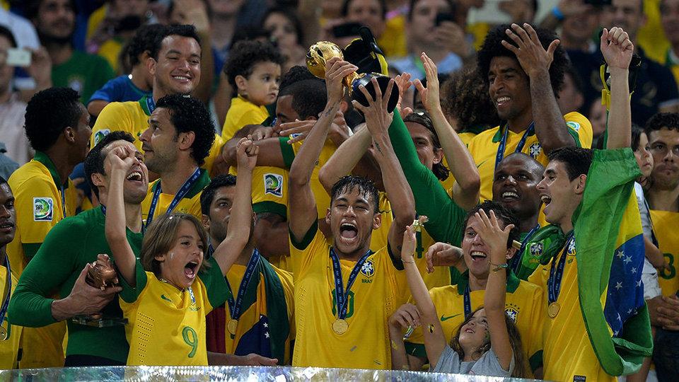 Жулиано помог Бразилии разгромить Австралию в Мельбурне