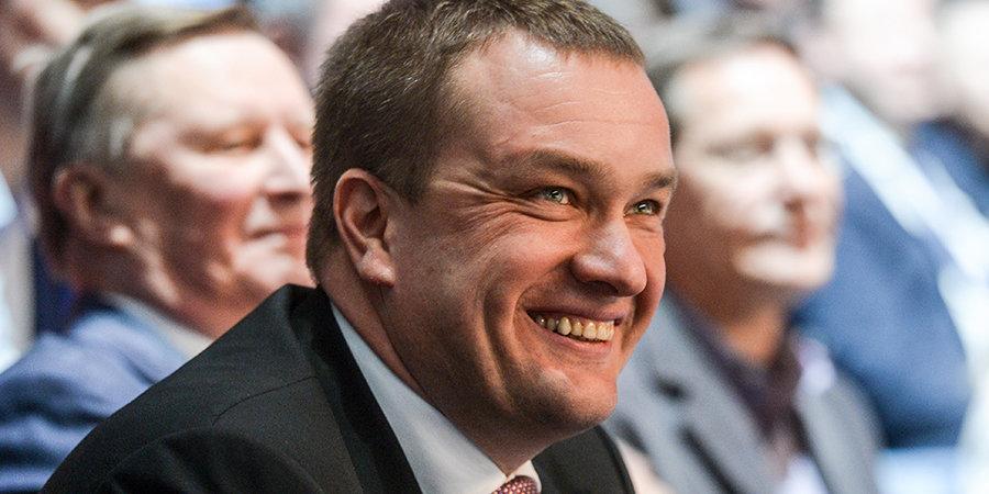 Президент ЦСКА: «В этом сезоне мы вышли на близкую к оптимальной форму раньше, чем в предыдущих сезонах»