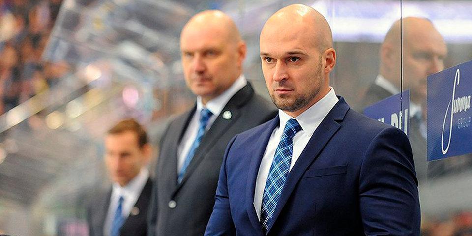 Спиридонов покинул пост тренера «Адмирала»