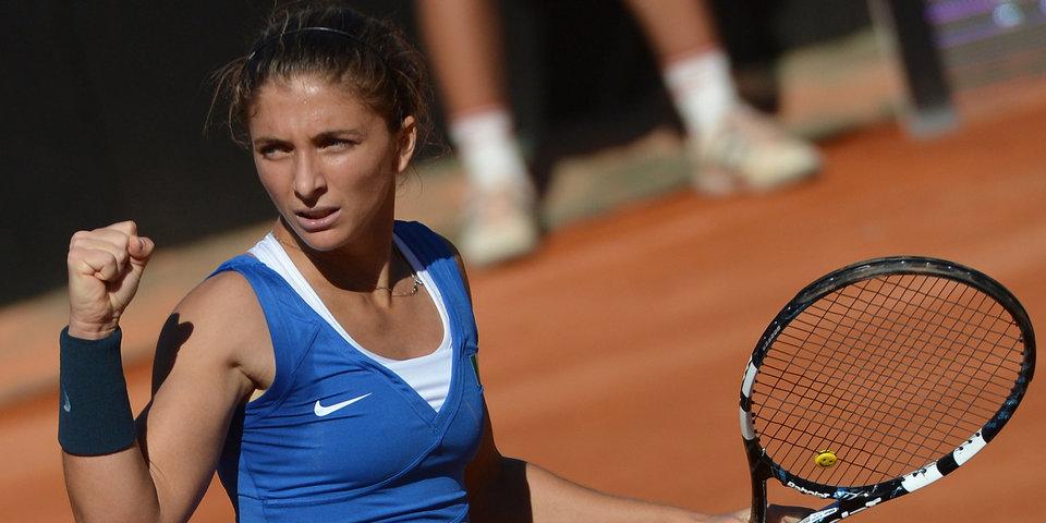 Клейбанова выиграла 14-й турнира ITF