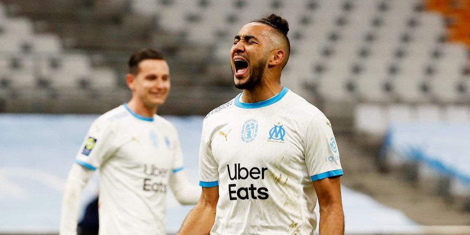 «Марсель» одержал волевую победу над «Монпелье», отыгравшись со счета 0:2