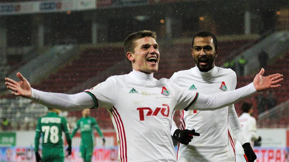 «Локомотив» переиграл «Терек», продлив беспроигрышную серию