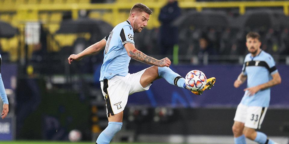 «Лацио» стал партнером PES 2021