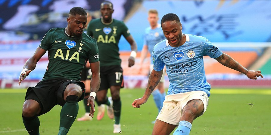 «Манчестер Сити» обыграл «Тоттенхэм» и выиграл Кубок английской лиги