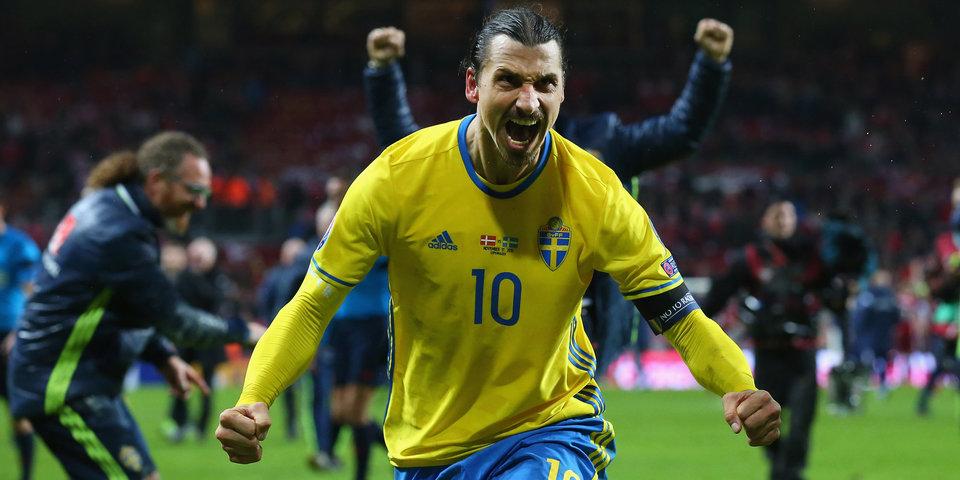 Златан Ибрагимович: «Я здесь для того, чтобы Россия победила на ЧМ»