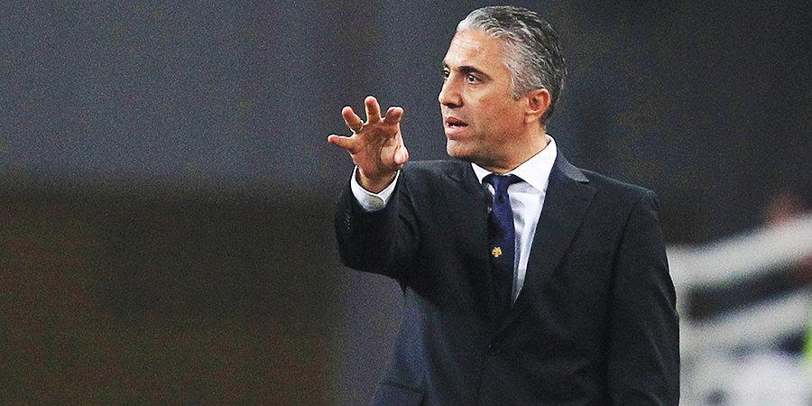Главный тренер сборной Кипра: «Мы уважаем оппонента, но верим в себя»