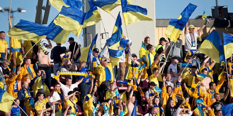 Украинская федерация получила штраф по итогам матча с Чехией в Лиге наций