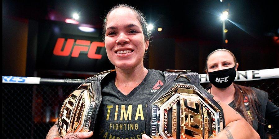 Нуньес и Пенья встретятся на турнире UFC 269