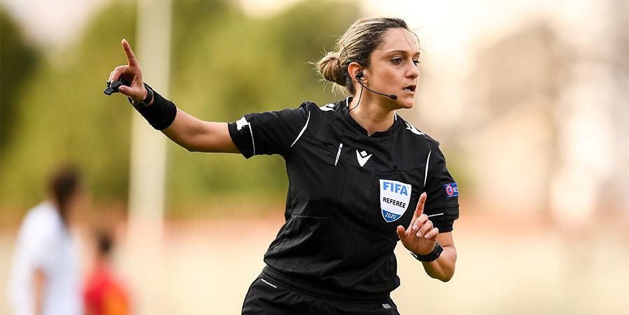 Мария Маротта станет первой в истории второго итальянского дивизиона женщиной-арбитром