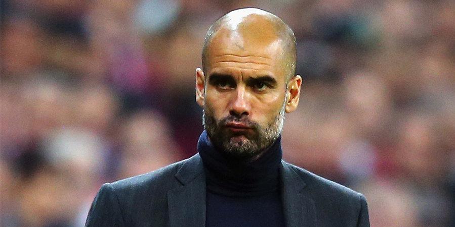 «Манчестер Сити» в меньшинстве уступил «Брайтону»