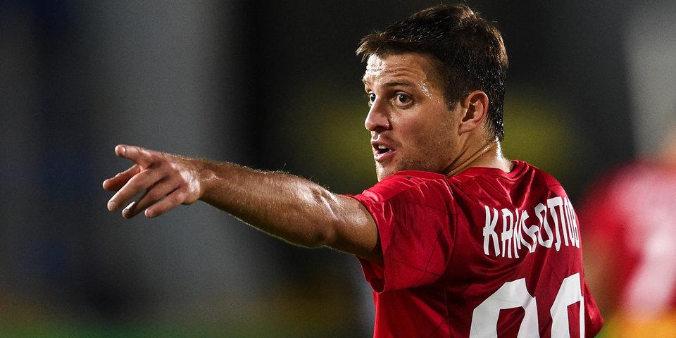 ФИФА закрыла дело одопинге вотношении футболиста сборной РФ